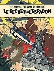 Les aventures de Blake et Mortimer, Tome 3 : Le secret de l'espadon : SX1 contre-attaque