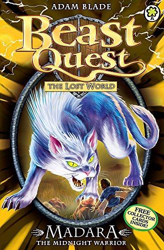 Madara the Midnight Warrior: Series 7 Book 4 (Beast Quest)