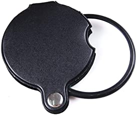 ZZ ZONEX Pocket Magnifying Glass