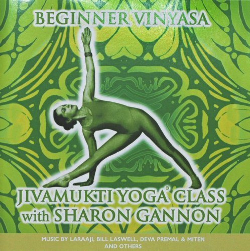 Preisvergleich Produktbild Beginner Vinyasa - Yoga Übungen auf DVD & CD
