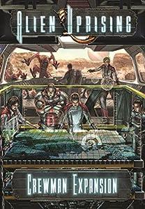 Mr. B Games mbg01005-Alien Uprising crewman Expansion