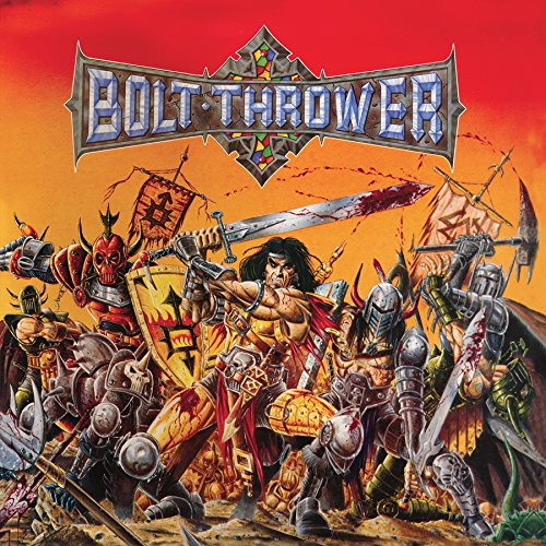 Bolt Thrower: War Master [Vinyl LP] (Vinyl)