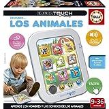 Educa Touch - Baby Descubro... los animales, juego de mesa (15888)