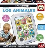 Educa Touch - Baby Descubro… los animales, juego de mesa (15888)