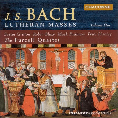 Mass in A Major, BWV 234: Gloria