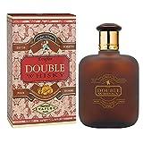 Whisky Eau De Toilette Double Men - 100 ml