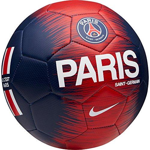Nike Paris Saint-Germain Prestige Fußball, Loyal Blue/Challenge Red/White, 5 (Prestige Nike)