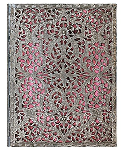 Silver Filgree Blush Pink, 23.5 x 18 cm (Ultra)