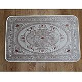 Brillant Teppich Teppich 50 x 80 cm Rutschfest Pflegeleicht Top Qualität Yildiz