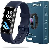 Fitness Uhr, EEFINITE Fitnessuhr für Damen Herren, Alexa Eingebaut, 5ATM Wasserdicht Fitness Tracker mit Blutsauerstoff…