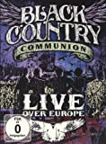 : Black Country Communion - Live Over Europe [2 DVDs] (DVD)
