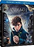 Locandina Animali Fantastici e Dove Trovarli (Blu-Ray 3D)