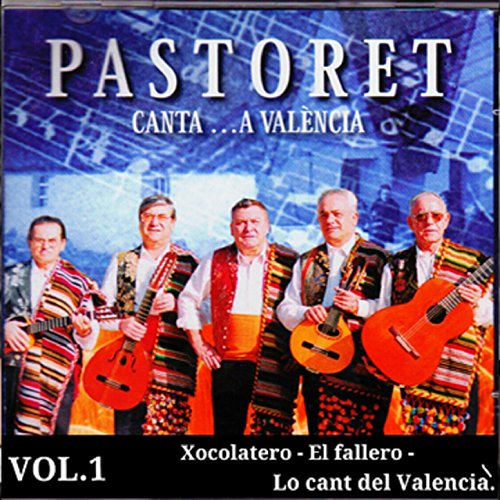 Pastoret Canta a València: Vol. 1