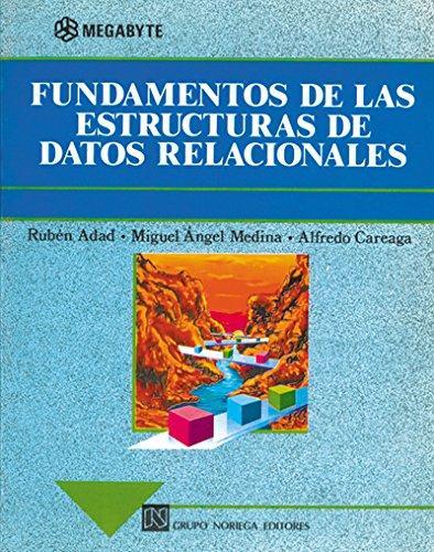 Fundamentos de estructuras de datos relacionales/Fundamentals of Relational Data Structures