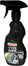 Waxpol CTY320 Tyre Shine Spray Liquid (300 ml)