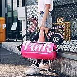 Best SOUVENT Bag For Men - ZHOUBINBIN Hand-Held Large Waterproof Luggage Bag 2018 One-Shoulder Review