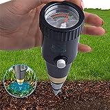 Bodentester 2-in-1 Boden Feuchtigkeit Meter PH Wert Messgerät Für Gartenbau, Pflanzen Wachstum, Rasen, Indoor & Outdoor Nutzbar