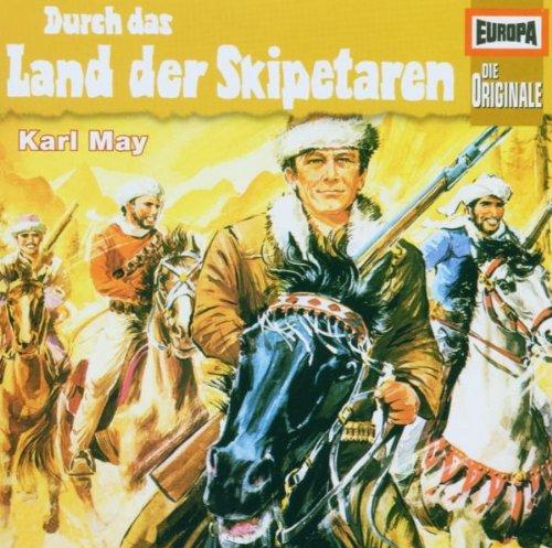 Preisvergleich Produktbild Originale 33. Durch das Land der Skipetaren. CD