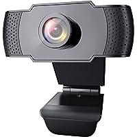 wansview Webcam 1080P con Microfono, Webcam PC Laptop Desktop Computer USB 2.0 con Clip Regolabile per Videochiamate…