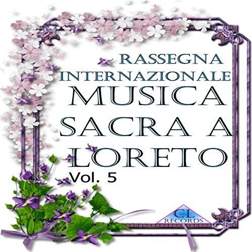 Cecilia famula tua Domine per soprano e organo, Op. 36, No. 6