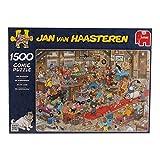 Jumbo - Puzzle The Dog Show, 1500 piezas (13035)