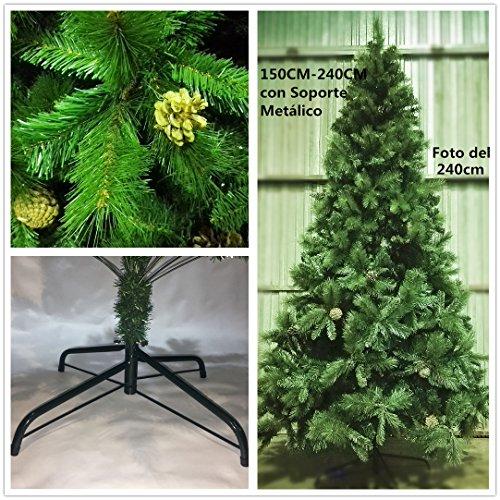 Árbol de Navidad artificial de pino...