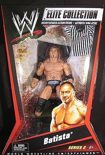 Batista Figur - WWE Elite 2 (Wwe Batista-figur)