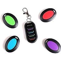 iitrust Localisateur d'Objets - sans Fil Bluetooth Anti-Perte Key Finder, Localisateur de Clés, Recherche l'emplacement…