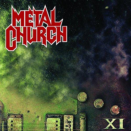 Metal Church: XI [Vinyl LP] (Vinyl)