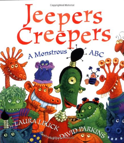 Jeepers Creepers: A Monstrous ABC (Jeepers Creepers 1 Und 2)