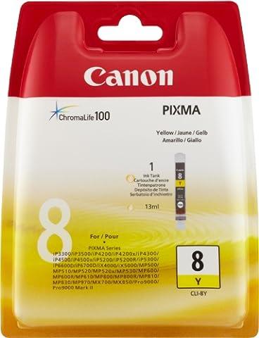 Canon A 520 - Canon CLI-8Y Cartouche d'encre
