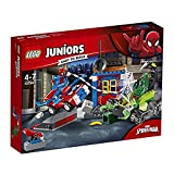 LEGO - 10754 - Juniors Super Heroes - Jeu de Construction - Spider - Man contre Scorpion...