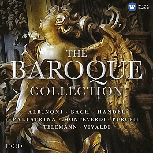 The Baroque Collection (Coffret 10 CD)