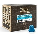 Note d'Espresso - Cápsulas de Café Descafeinado - Compatibles con Cafeteras Nespresso*