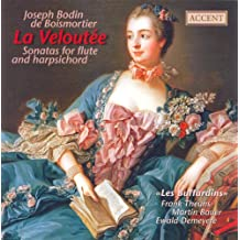 Boismortier, J.: Chamber Music (Les Buffardins)
