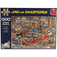 Jumbo 13035 - Puzzle la Fiera di Cani