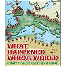 What Happened When in the World: History as You've Never Seen it Before! (Dk) (English Edition)