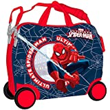 Next Door Spiderman Maleta de Viaje Rígida (Asiento), 34 Litros