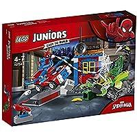 Lego Juniors 10754 - Spider-Man Contro Scorpione Resa dei Conti Finale