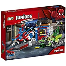 LEGO Juniors - Lego Spider-Man vs. Escorpión: batalla callejera (10754)