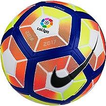 Nike Liga BBVA 2016/2017 Strike Football - Balón de fútbol, tamaño 5, color multicolor