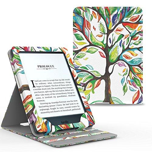 MoKo Kindle Paperwhite Funda - Premium Vertical