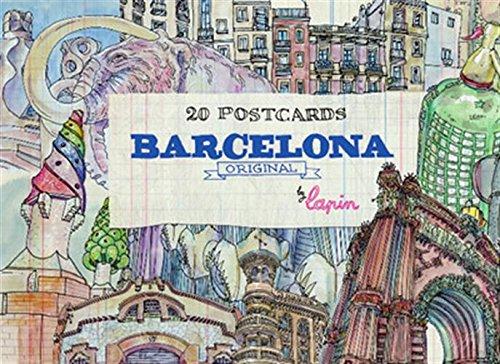 barcelona-original-20-postcards
