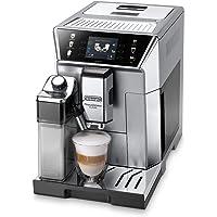 De'Longhi PrimaDonna Class ECAM 550.85.MS Kaffeevollautomat mit Milchsystem, Cappuccino und Espresso auf Knopfdruck, 3,5…
