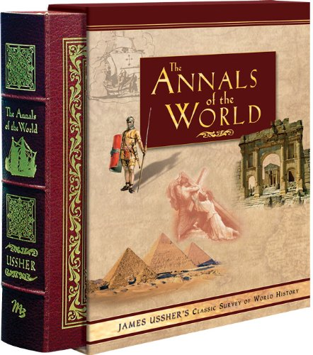Annals of the World (Hardcover) [With CD-ROM]