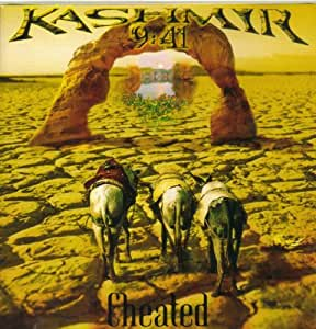 Cheated [CD] [Audio CD] Kashmir 9:41