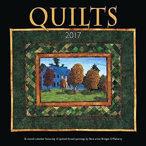 Quilts 2017 Calendar -