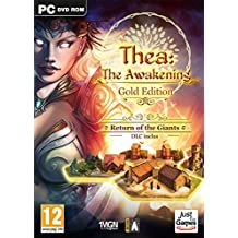 Thea: The Awakening + DLC: Return Of The Giants - Édition Gold [Importación Francesa]