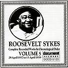 Roosevelt Sykes Vol. 5 (1937-1939)