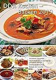 Wochenkalender DDR Kochen - Backen 2019 -